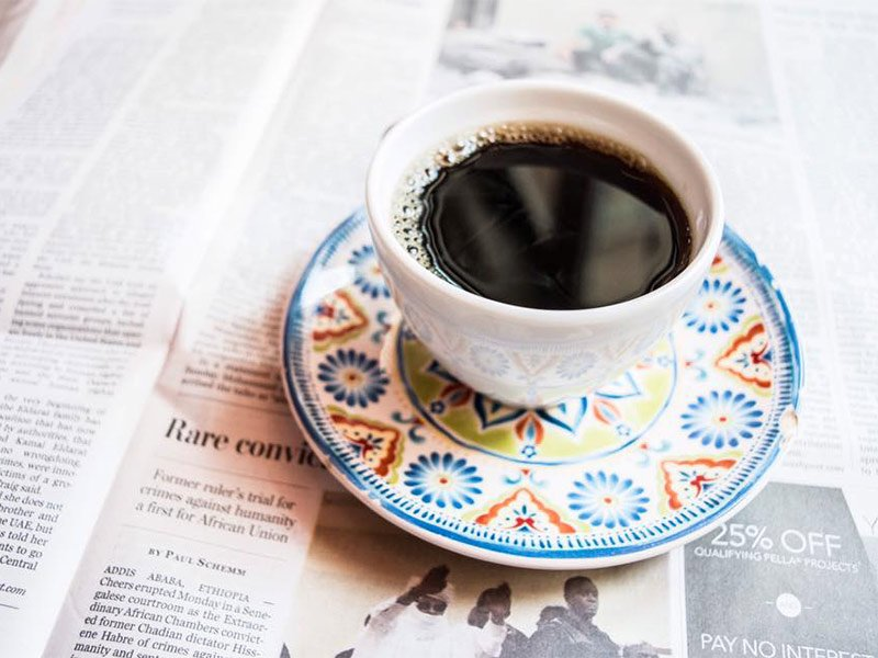 Black Water Coffee Shop