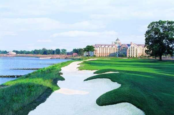 River Marsh Golf Club at the Hyatt Chesapeake